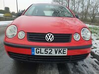 VW POLO 1.4 S Automatic 3dr, Full History, Drives Great,  No Reserve.