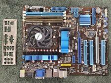 ASUS M4A785TD-V EVD Motherboard AMD AthlonII X2 245 Processor 2.90GHz + 4GB ram
