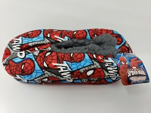 Ultimate Spider-Man Slippers 1-Pair M/L 13-4
