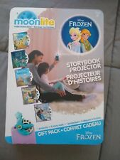 MOONLITE FROZEN GIFT PACK W/ STORYBOOK PROJECTOR FOR SMART PHONE 5 NEW