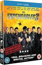 THE EXPENDABLE 3 - BLU RAY - NEW / SEALED - UK STOCK