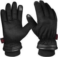 OZERO -30 ? Waterproof Winter Gloves Touchscreen Fingers for Driving, Motorcycle