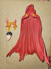 """THE HOOD parts Marvel Legends Super Villain 6"""" FIGURE PARTS ONLY for customizing"""