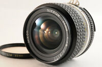 【NEAR MINT】NIKON AiS NIKKOR 24mm F/2.8 Wide Angle MF Lens +52mm Filter L1A JAPAN
