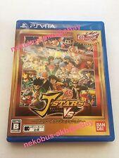 [Used] J Stars Victory VS Anison Sound Edition - PSV [Japan Import] PS Vita