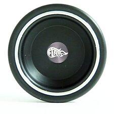 yoyo Zeekio Flare Yo-Yo - Delrin with Aluminum and Stainless Steel - Black