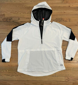Under Armour Women's Storm Woven Anorak Top Size Large