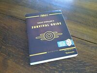 Vault Dweller's Survival Guide Book PS4 Fallout 4 Sony Prima Official Strategies