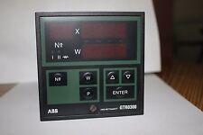 ABB Gossen Metrawatt GTR0300 Controller