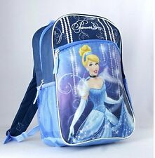 Licensed Disney Princess Cinderella Backpack Book Bag