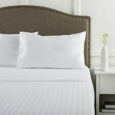 Better Homes & Gardens 400 Thread Count Cotton Sheet Set, Arctic White, *Dm*