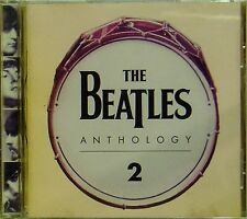 THE BEATLES 'ANTHOLOGY 2' 10-TRACK CD PROMO COPY