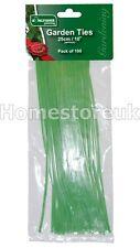 """100 x 10 """"PER GIARDINO legami generico filo legare Cavo piante fiore Ivy gs100tt"""