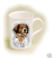 Brittany Spaniel Dog Bone China Mug By Starprint