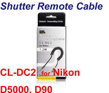 CL-DC2 Remote shutter Cable for TC-252 TW-282 TF-363 TF-373 RW-221