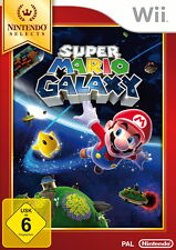 Super Mario Galaxy (Nintendo Wii, 2011, DVD-Box)