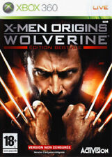NEW SEALED X-MEN ORIGINS WOLVERINE EDITION BESTIALE XBOX 360 PAL FR MARVEL RARE!