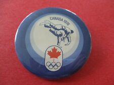 Judo -  1976 Montreal Canada Olympic Lapel Pin / Button