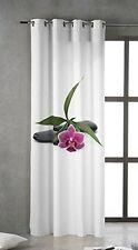 TSUKI KANWA Cortina japonesas con ojales metálicos 150x260 / Japan Curtain