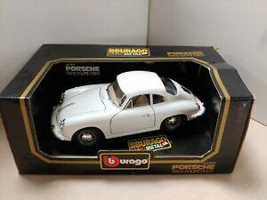 Burago Porsche 356 B Coupe (1961) Die Cast Car 1:18   C41