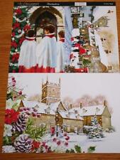 A4 Sheet of Card Toppers Choir Boys Church Village 3 pictures