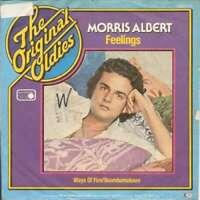 "Morris Albert Feelings 7"" Single Vinyl Schallplatte 31791"