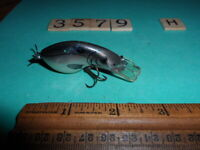 T3579 H UNUSUAL DIVING CRANKBAIT ODD WEIRD LOOKING FISHING LURE