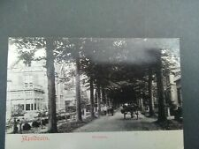 Nederland ansichtkaart Apeldoorn Marialaan verzonden 1903 - Arnhem