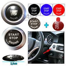 Adhesivo pegatina botón arranque start stop compatible con Bmw E90 E91