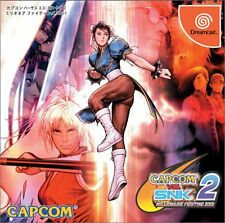 USED Dreamcast Capcom vs. SNK 2: Millionaire Fighting Japan Import