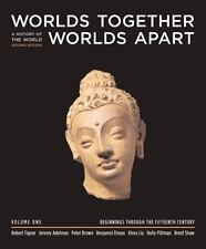 Worlds Together, Worlds Apart: A History of the World from the-ExLibrary
