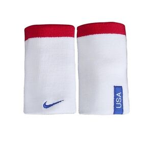 Nike Premier 23.0 Double Wide Wristbands With USA FIRE SALE NOW $4.00!!!