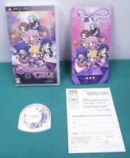 PlayStation Portable -- Criminal Girls -- PSP. JAPAN GAME. 56818
