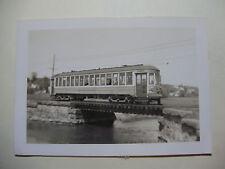USA869 - The CONNECTICUT Co - TRAIN No1917 Photo - NEW HAVEN USA
