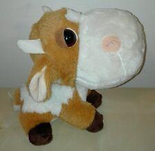Peluche mucca big headz amici della fattoria pupazzo caw plush soft toys nuovo