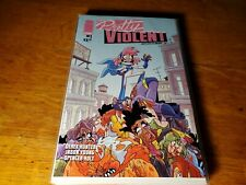 PRETTY VIOLENT #1 CVR A HUNTER IMAGE COMICS NM!