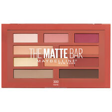 Maybelline The Matte Bar Eyeshadow Palette Makeup 0.34 oz