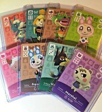 Animal Crossing Amiibo Cards Series 3 NA US Nintendo Authentic Original Real