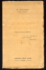 H. Bouchet, scouting and individuality (1933) - rare