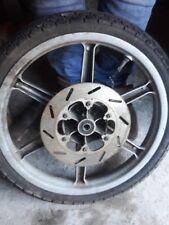 Ruota Anteriore Cerchio Disco Freno Piaggio Liberty 50 2T 1997 2003 Front Wheel