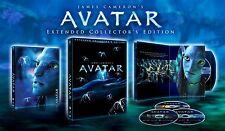 Avatar DVD Fantasy Science Fiction Action Adventure Sam Worthington  Family Film