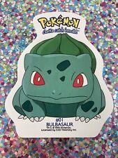 "�� Old Pokemon 1999 Bulbasaur Sticker Nintendo 4.5"" Anime Dinosaur Pokémon �"