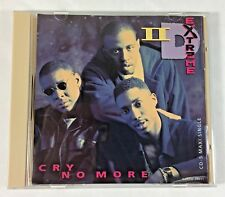 II D Extreme: Cry No More - CD-5 MAXI SINGLE