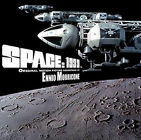 ENNIO MORRICONE - SPACE: 1999 [ORIGINAL MOTION PICTURE SOUNDTRACK] USED - VERY G