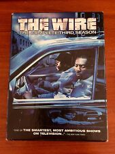 Wire:third Season - DVD Region 1 Free Shipping DISCS PERFECT