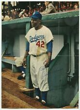 Jackie Robinson SIGNED Photo with PSA Full Letter