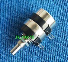 1pc RV24YG 20S B103 B10K 10KΩ x 2  COSMOS TOCOS Potentiometer  DUAL Turn 24*20MM