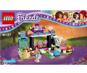 NEW LEGO 41127 Friends Heartlake Amusement Park Arcade Mia Minifigure Set BNIB