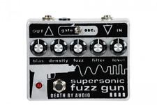 Death By Audio Supersonic Fuzz Gun Fuzz