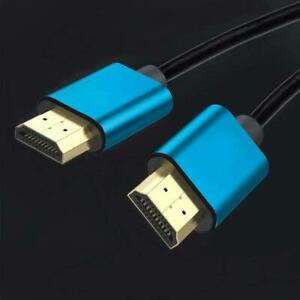 4K Premium HDMI Cable Ultra HD TV High-Speed v2.0 Gold-Plated Lead 3D ARC PS4